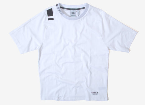 adidas Originals NMD T Shirt - White (SS18)