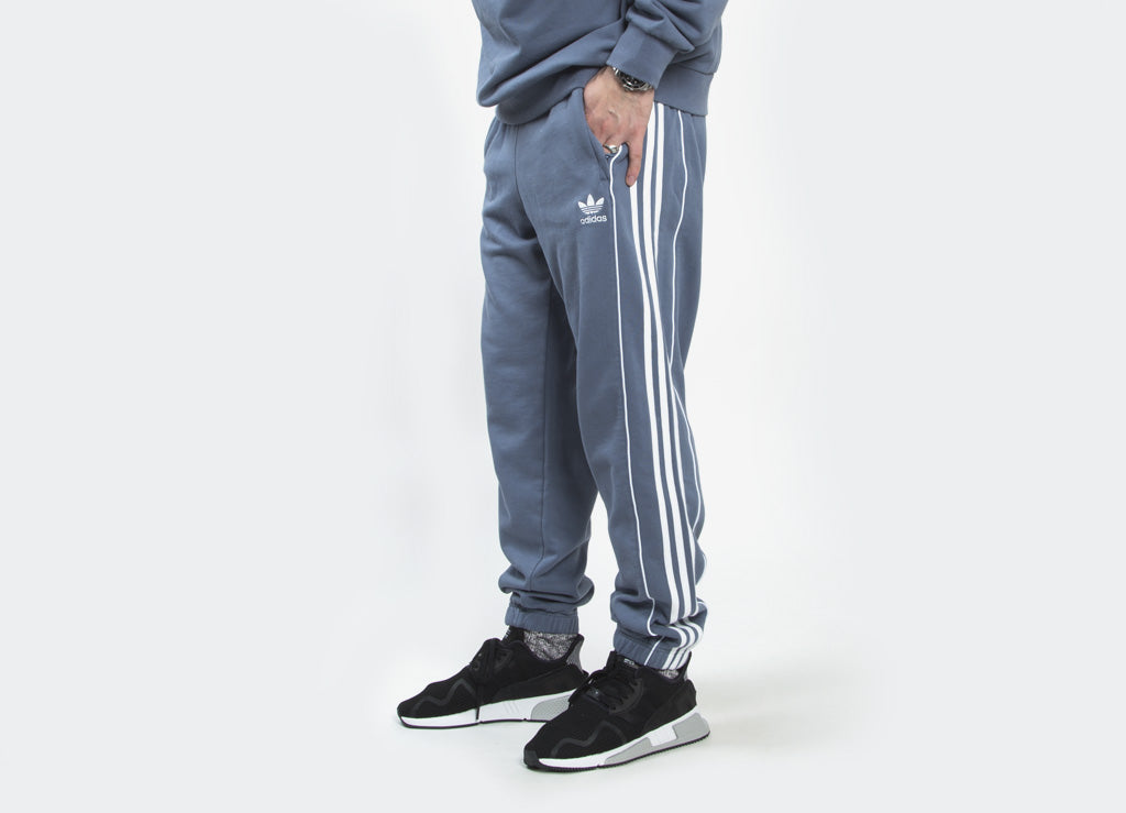 info for 85b32 8f58a adidas Originals Pipe Sweatpant - Raw Steel White