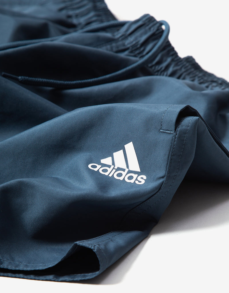 adidas CLX Solid Swim Shorts - Legend Blue
