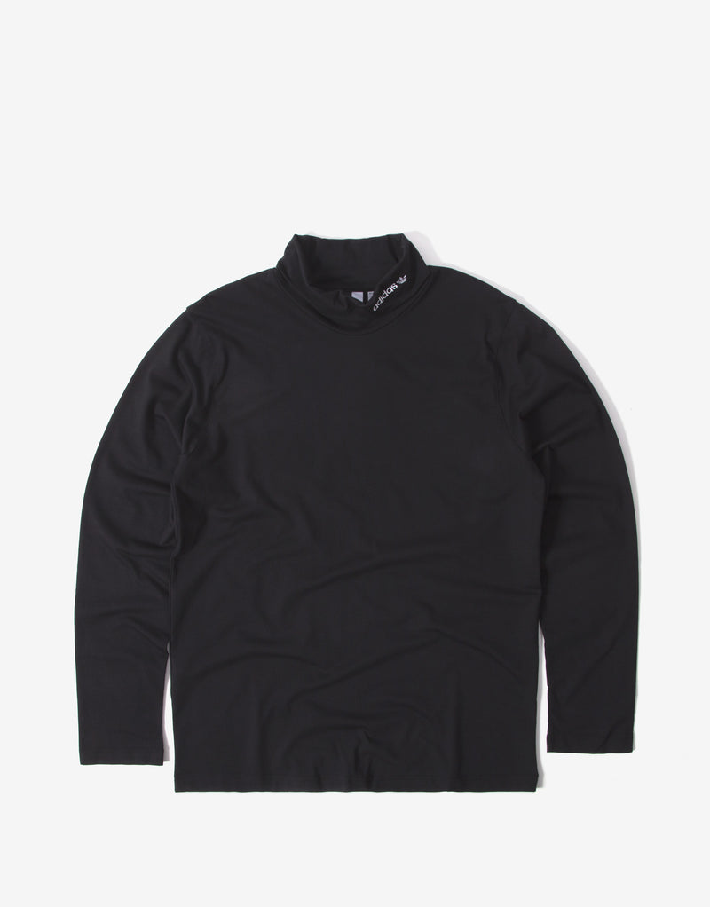 adidas Originals ADV Base Layer Long Sleeve T Shirt - Black