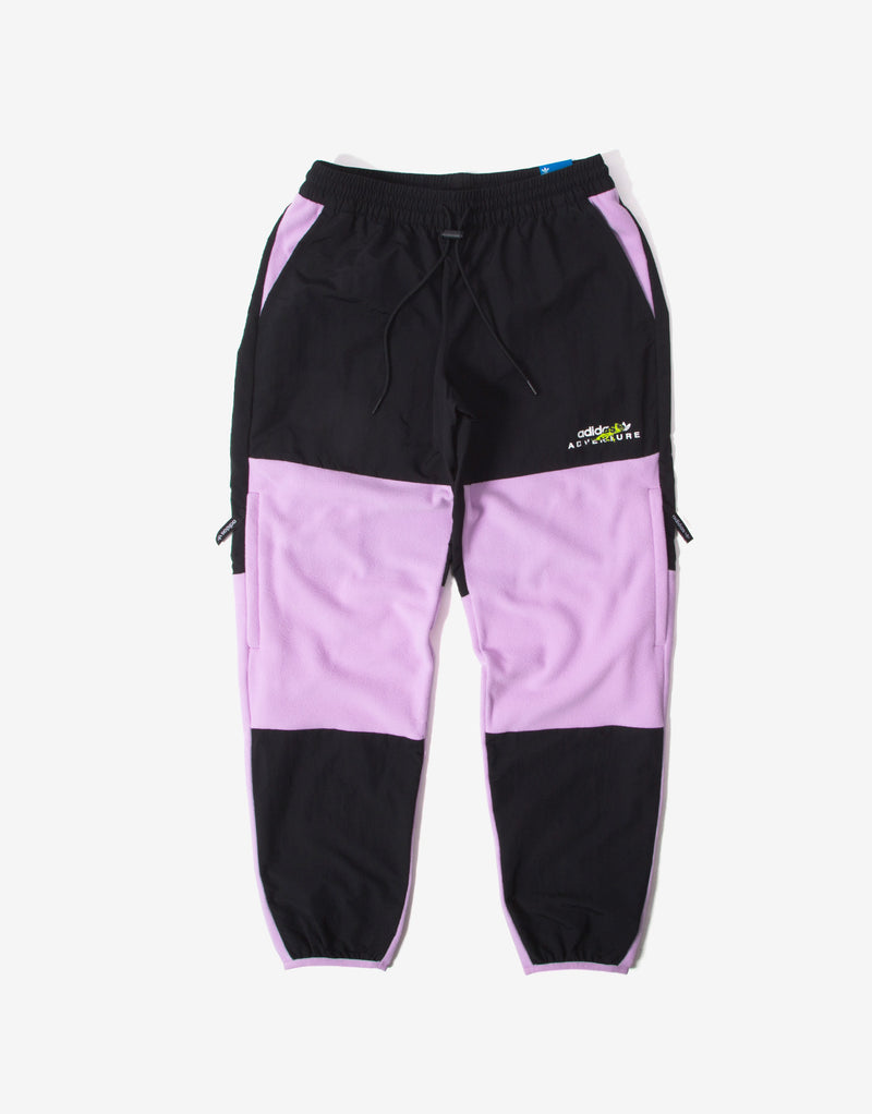 adidas Originals ADV Polarfleece Sweatpants - Clear Lilac/Black