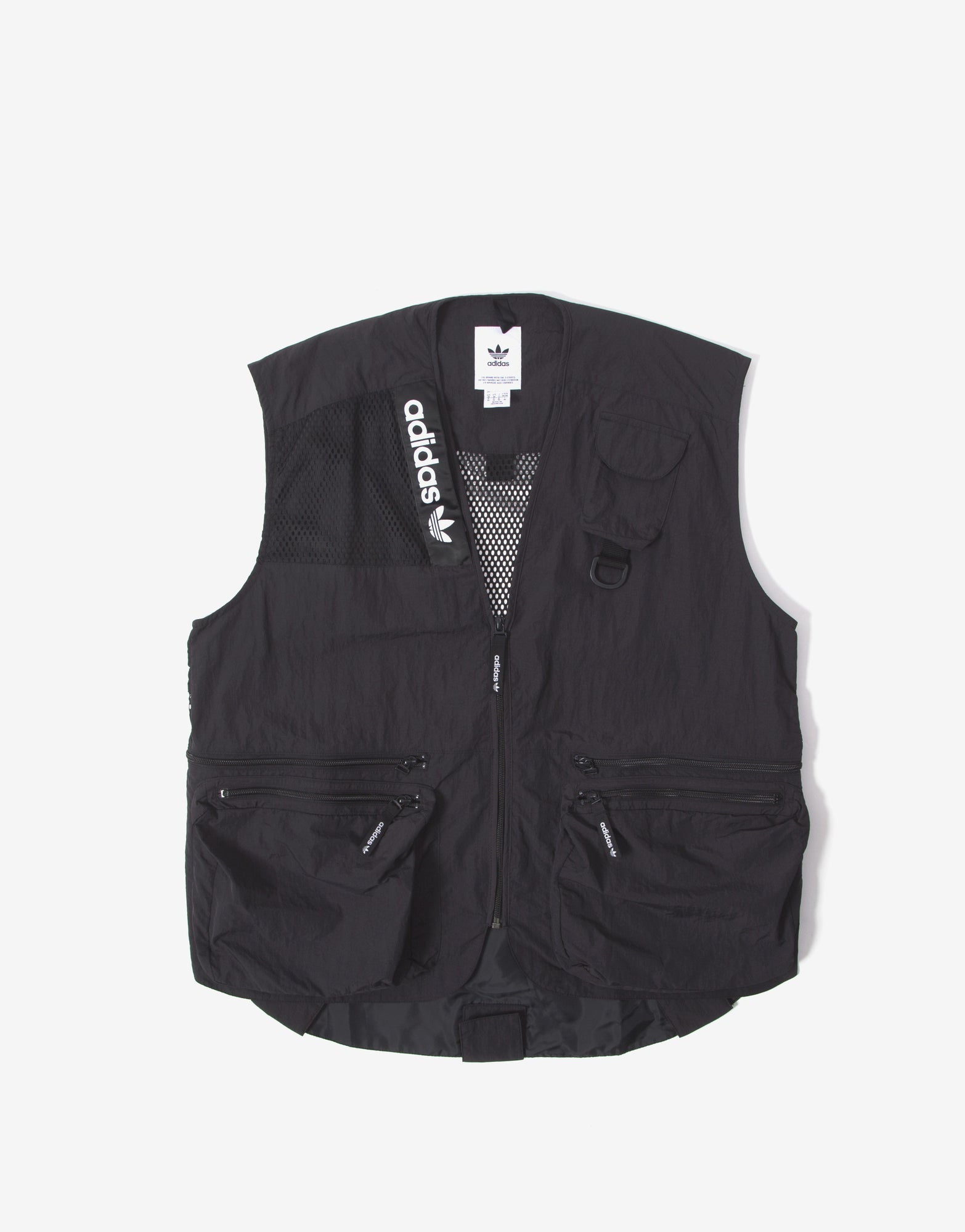 adidas Originals ADV Trail Vest - Black