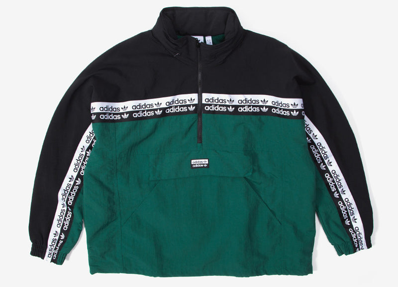 adidas Originals BLKD 2.0 Track Top - Collegiate Green
