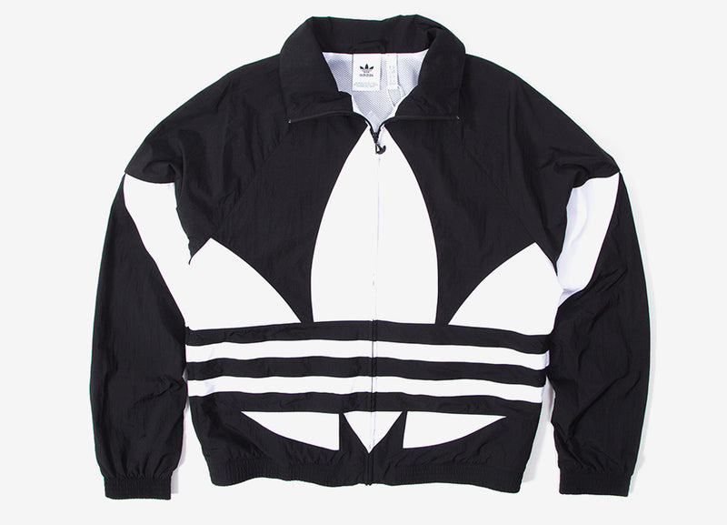 adidas Originals Big Trefoil Track Top - Black