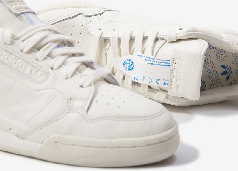 adidas Originals Continental 80 Shoes - Off White