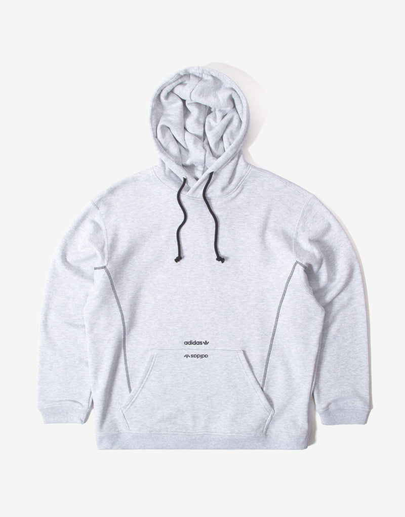 adidas Originals F Hoody - Light Grey Heather