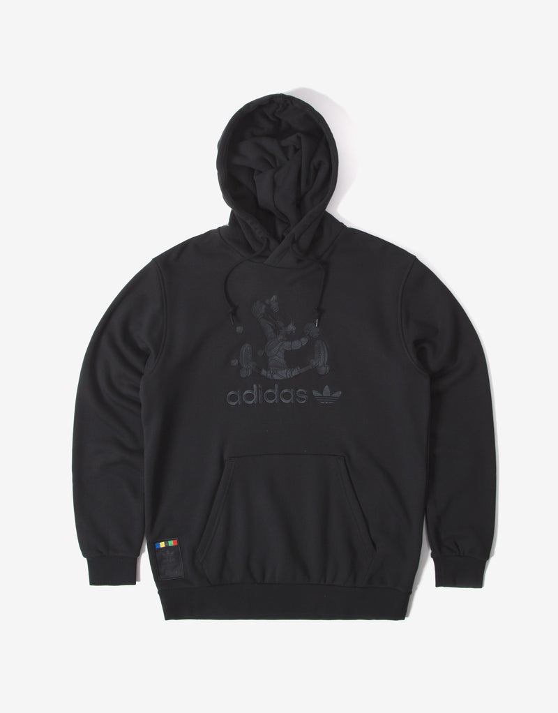 adidas Originals Goofy Hoody - Black