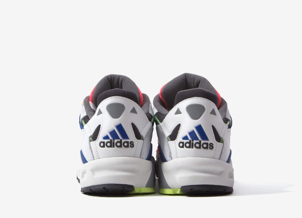 adidas Originals LXCON 94 Shoes - White/Royal