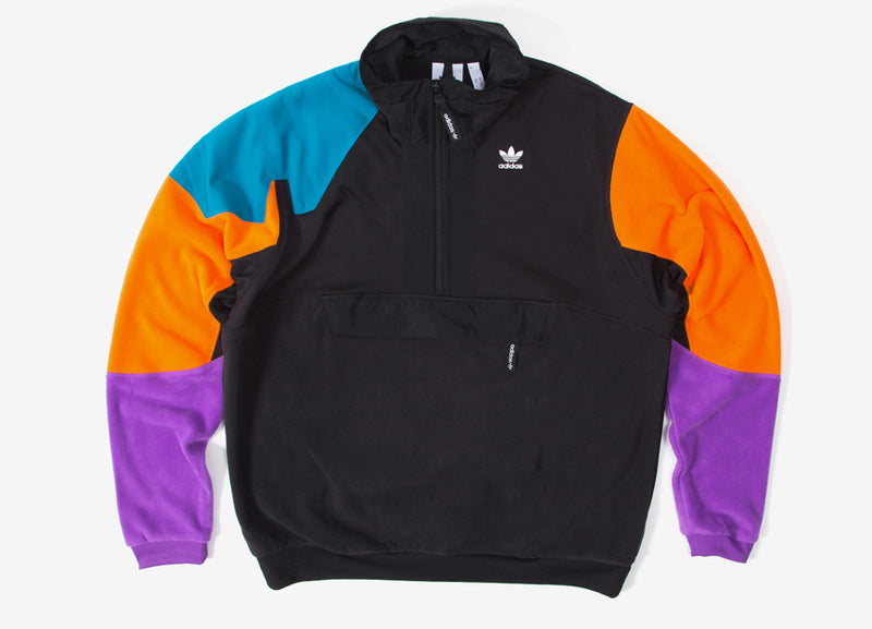 adidas Originals PT3 Fleece Jacket - Black