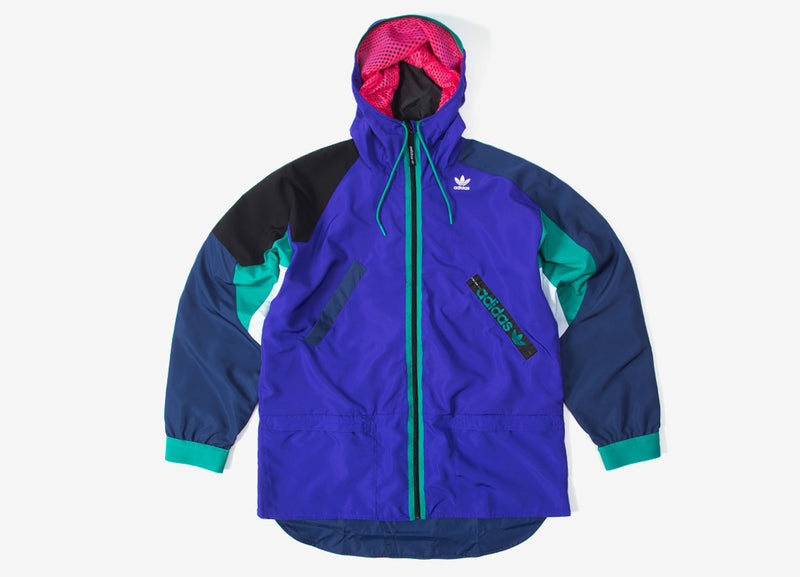 adidas Originals PT3 Karkaj Windbreaker - Energy Ink
