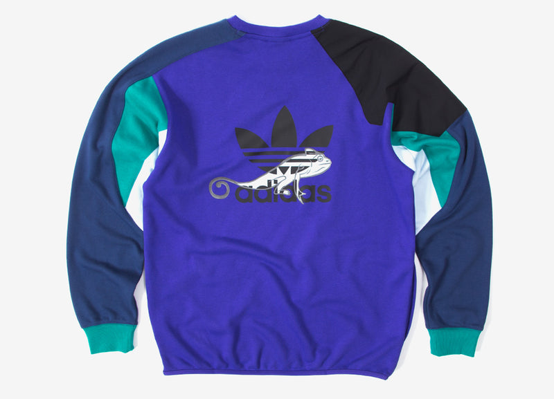 adidas Originals PT3 Sweatshirt - Energy Ink