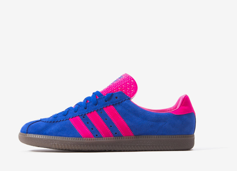 adidas Originals Padiham - Royal Blue/Shock Pink/Gum