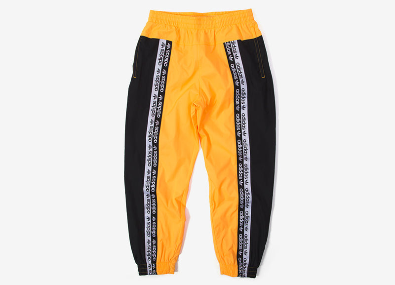 adidas Originals RYV BLKD Track Pant - Fluorescent Orange/Black