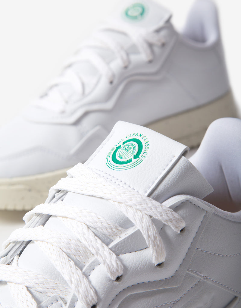 adidas Originals SC Premiere Shoes - Off White/Green