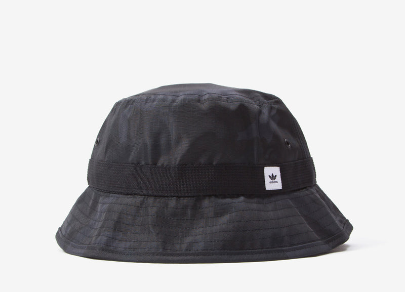 adidas Originals ST Cam Bucket Hat - Black Camo