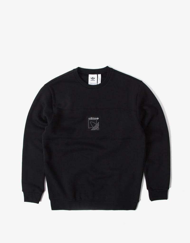 adidas Originals Sport Icon Sweatshirt - Black