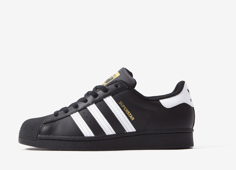 adidas Originals Superstar - Black/White/Black
