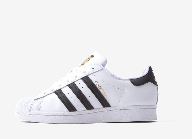 adidas Originals Superstar - White/Black/White