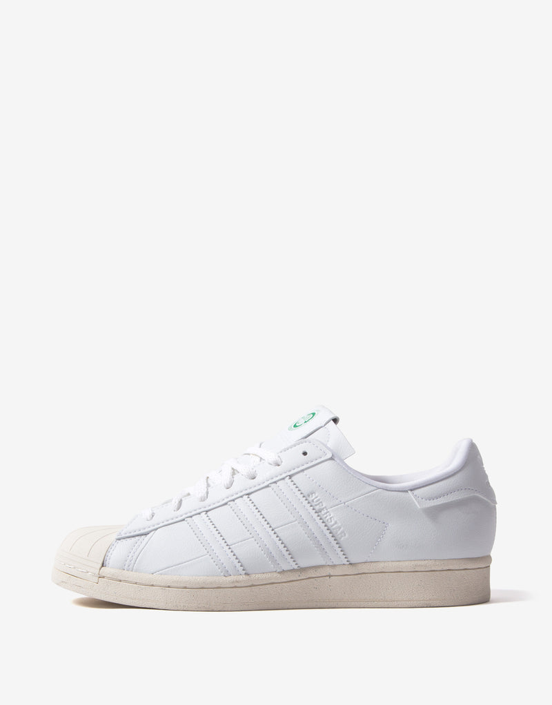 adidas Originals Superstar - White/Green