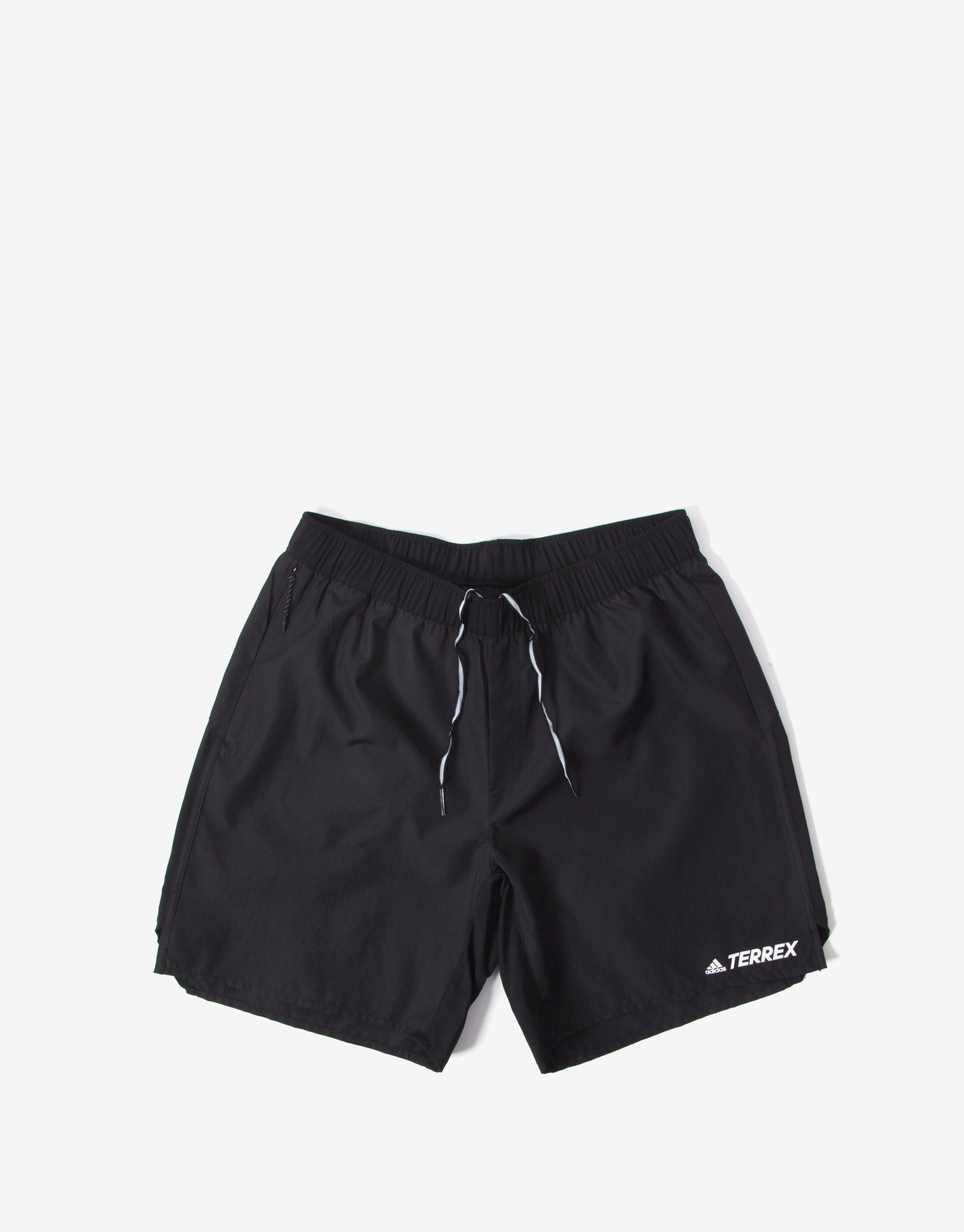 adidas TERREX Primeblue Trail Running Shorts - Black