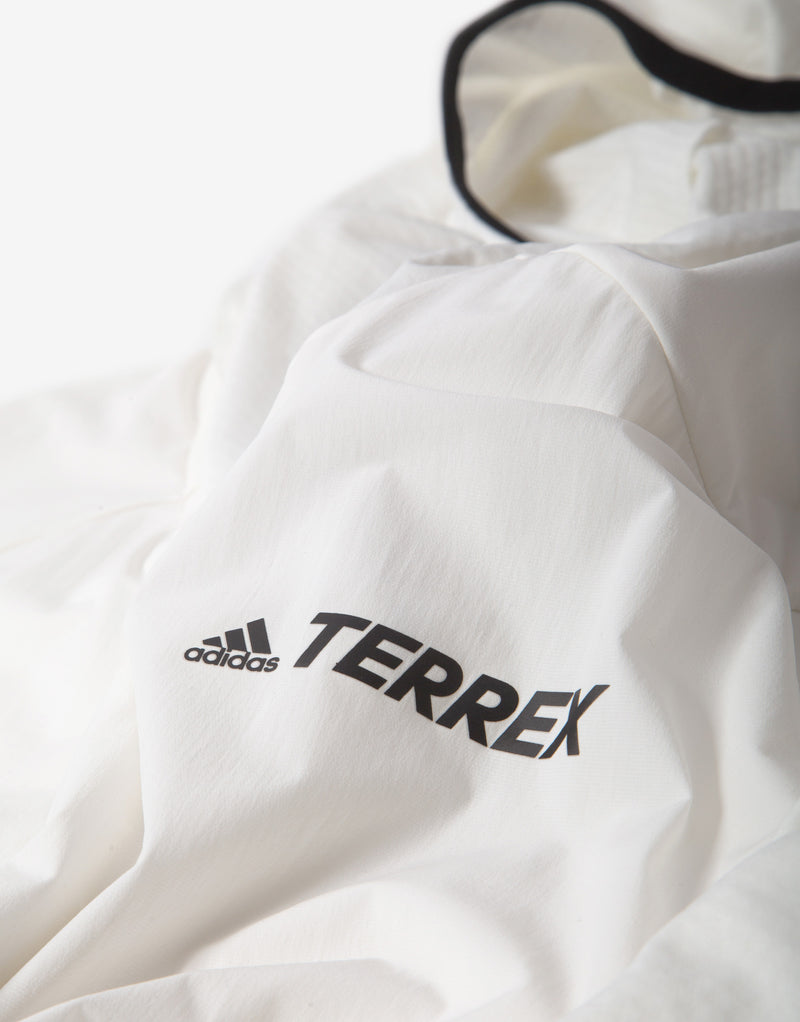 adidas TERREX Skyclimb Fleece Jacket - White