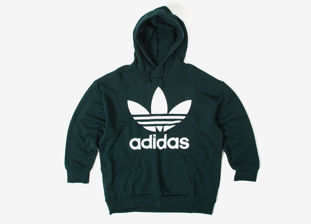 buy popular a96f1 f9686 adidas Originals ADC Fashion Hoody Green Night at The Chimp Store