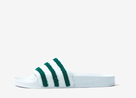 adidas Originals Adilette Slides  - Future White