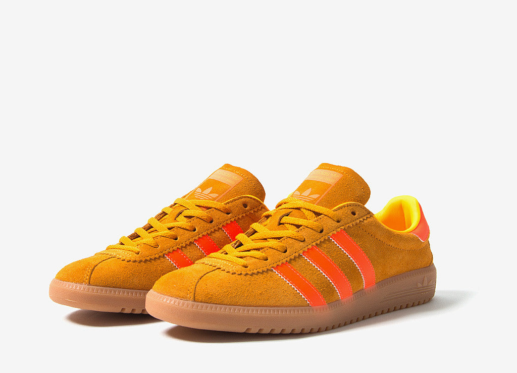 adidas Originals Bermuda Shoes - So Gold/So Orange