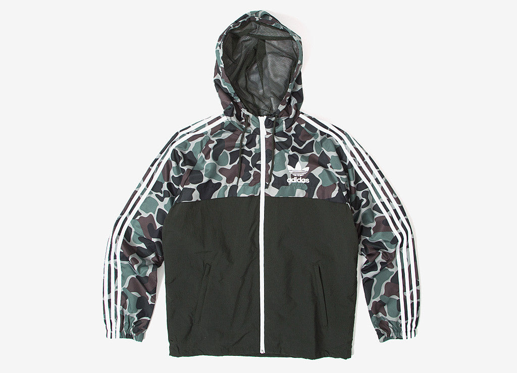 adidas originals reversible windbreaker camo the chimp store. Black Bedroom Furniture Sets. Home Design Ideas