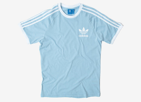 adidas Originals CLFN T Shirt - Easy Blue