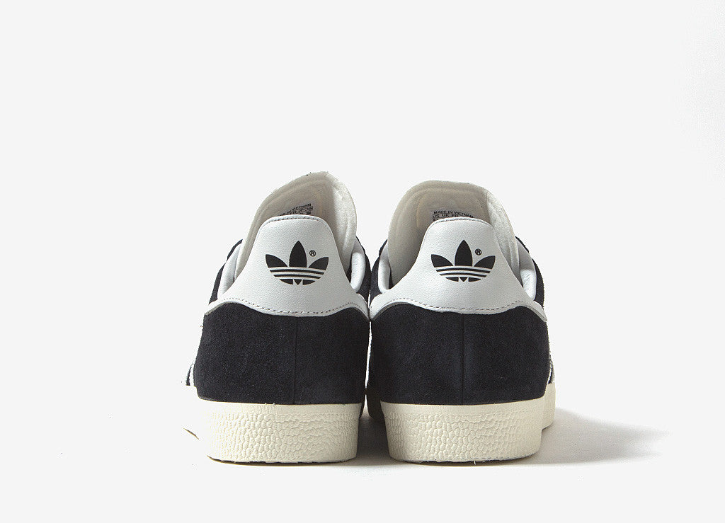 adidas Originals Gazelle Shoes - Core Black