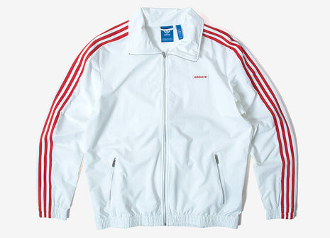 adidas Originals Modern Track Jacket - White
