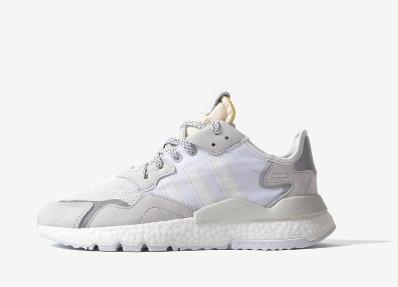 adidas Originals Nite Jogger Shoes - White