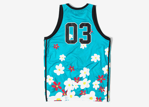 adidas Originals Pharrell Williams Daisy Tank - Blue