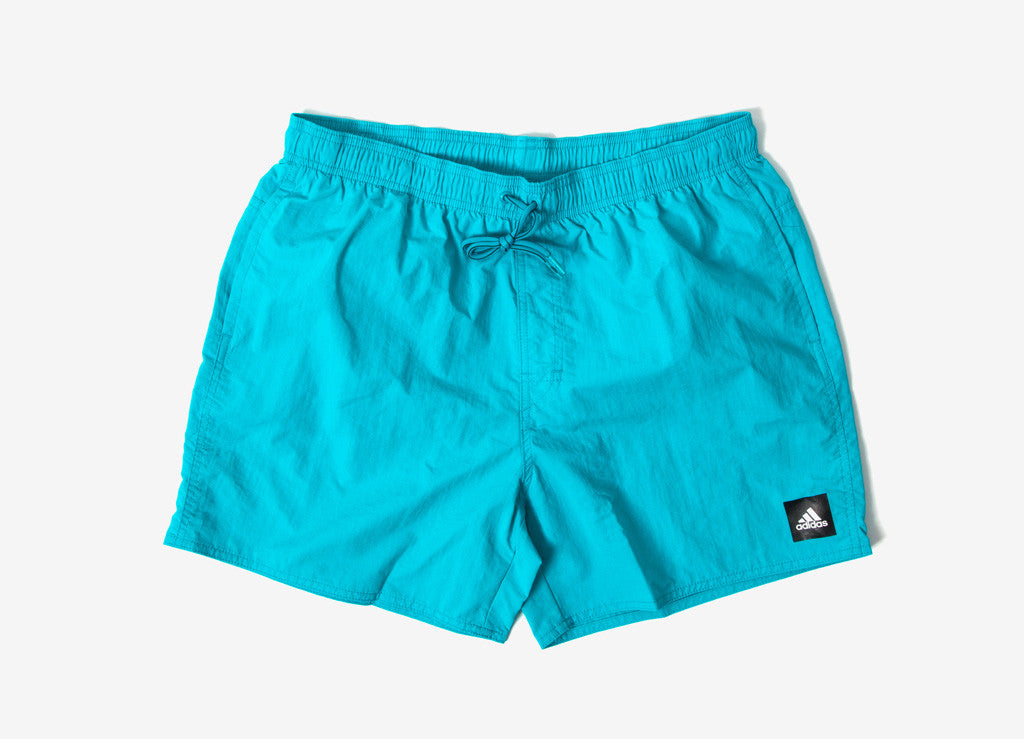 adidas Originals Solid Water Shorts - Teal
