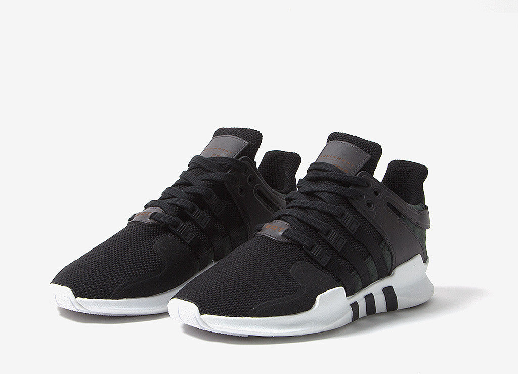 best loved 5226e ddcaa adidas Originals EQT Support ADV Shoes - Core Black