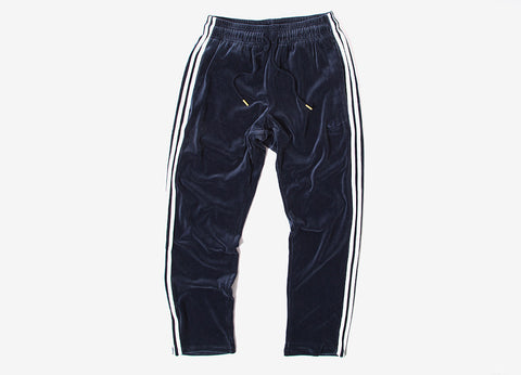 adidas Originals Velour Sweatpants - Legend Ink