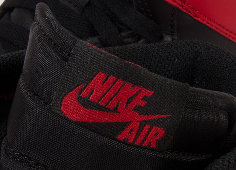 Nike Air Jordan 1 Retro High OG 'Bred' Shoes - Black/Varsity Red-White