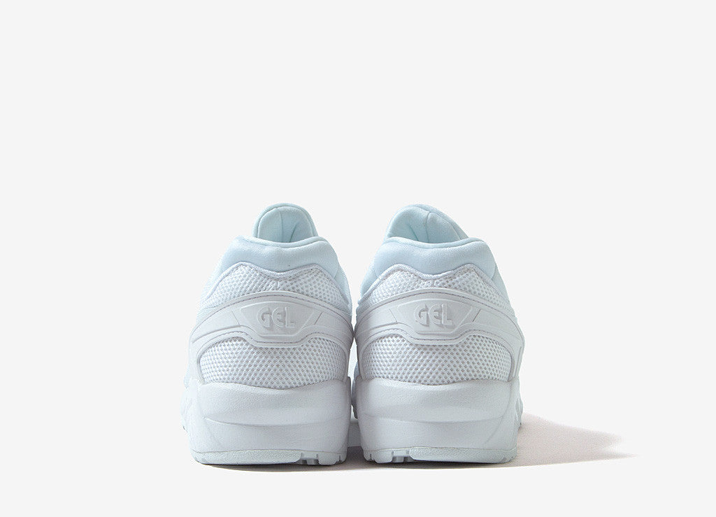 ASICS Gel Kayano Trainer EVO Shoes - White/White
