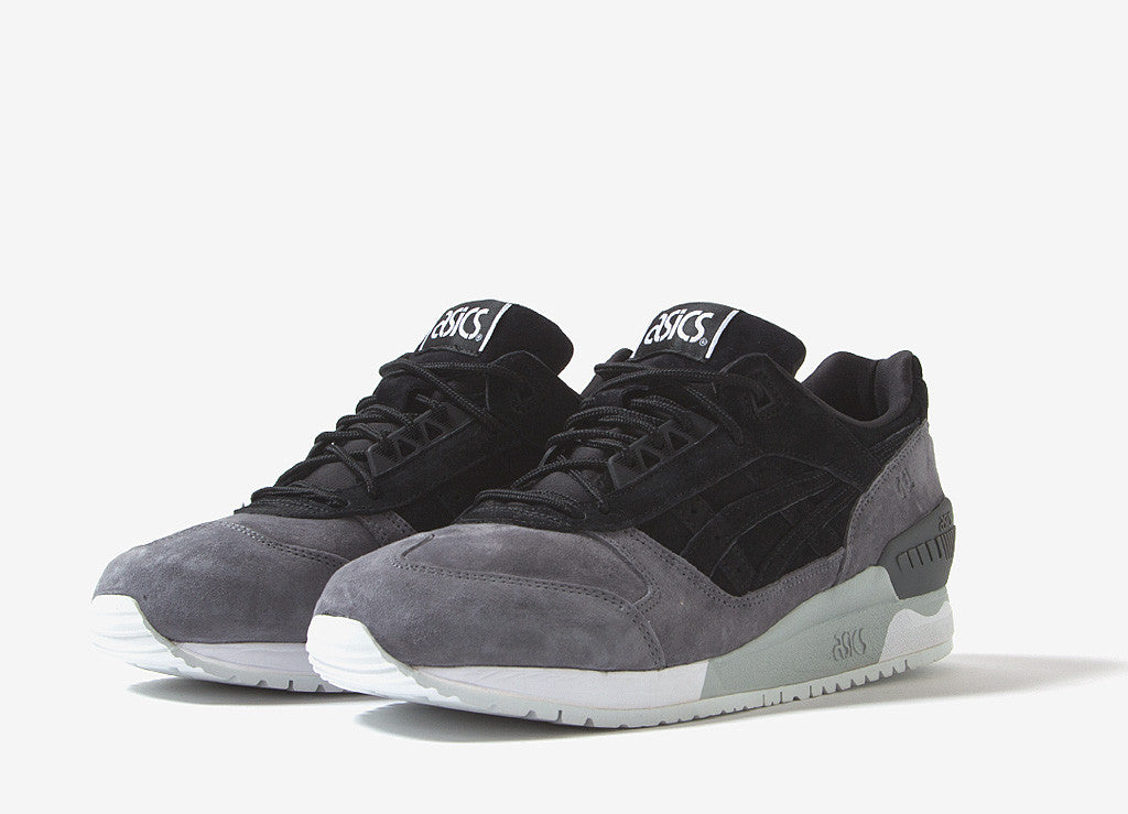 ASICS Gel Respector Shoes - Black/Black