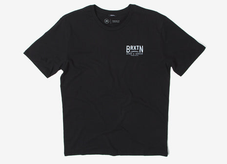 Brixton Langley Premium T Shirt - Black