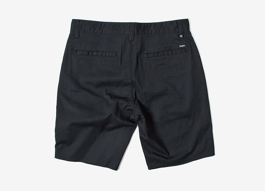 Brixton Toil II Short - Black