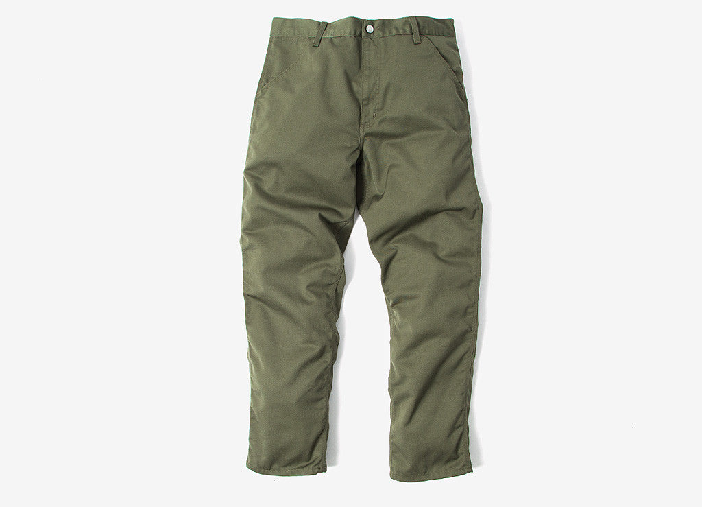 Carhartt Simple Pant - Rover Green Rinsed