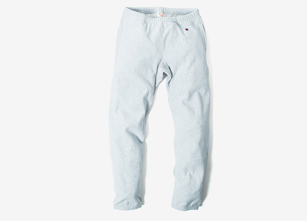 Champion Reverse Weave Sweatpant - Grey Marl