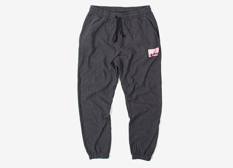 Champion x Wood Wood Kurt Joggers - Black Melange