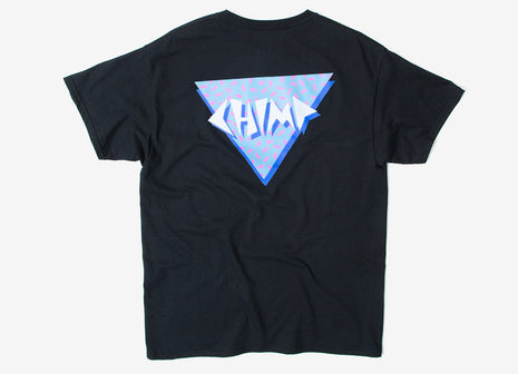Chimp Fresh T Shirt - Black