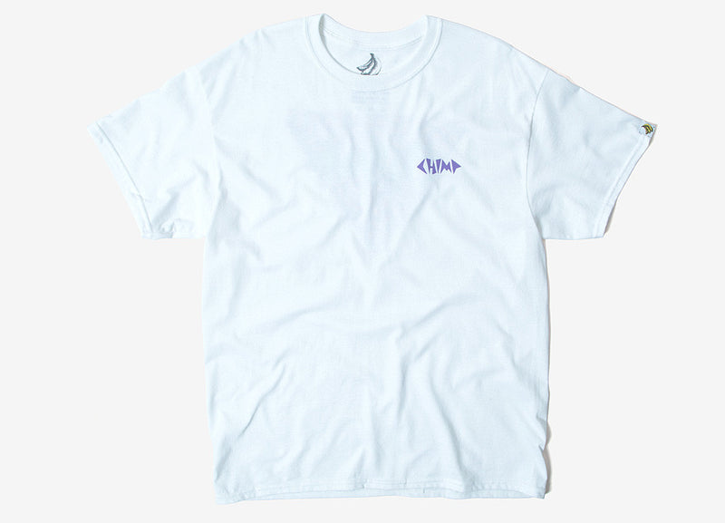Chimp Fresh T Shirt - White