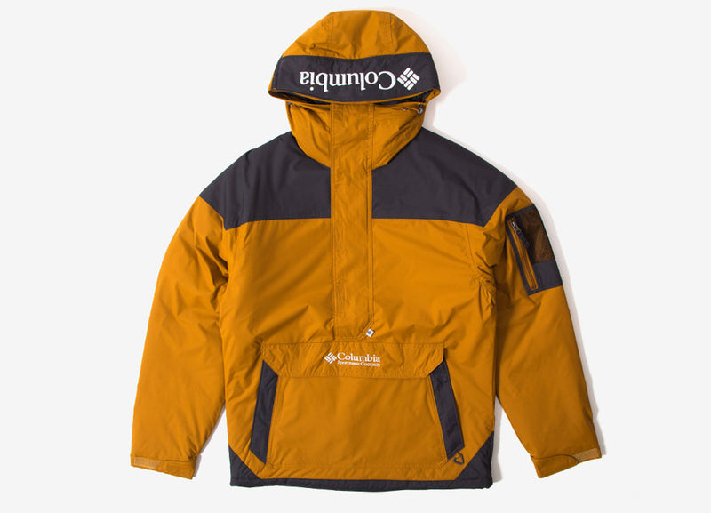 Columbia Challenger Pullover - Burnished Amber