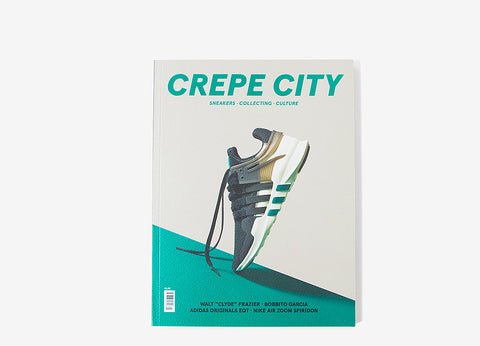 Crepe City Magazine Issue 003 - adidas Equipment