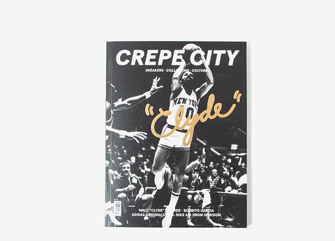 Crepe City Magazine Issue 003 - Clyde